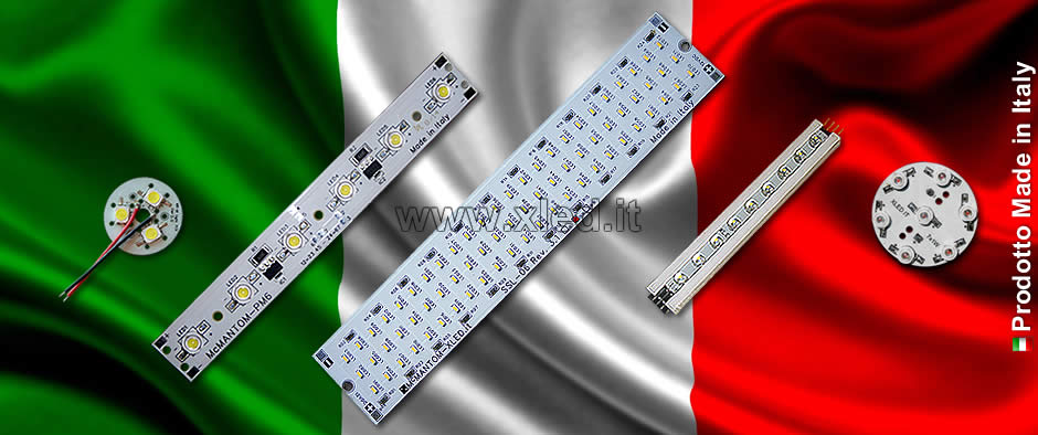 Moduli LED - Made in Italy
